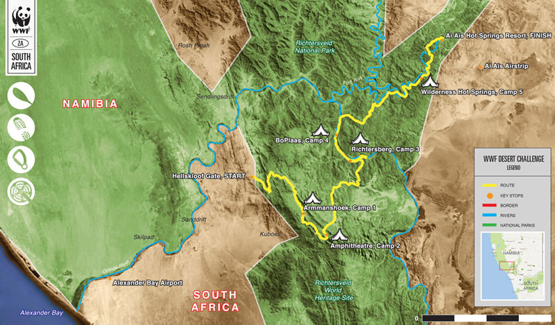 Where in the world is the Richtersveld?